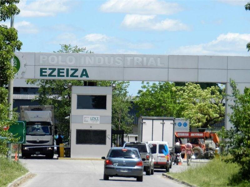 Polo Industrial Ezeiza: Control de acceso vehicular